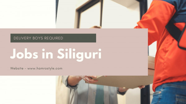 Jobs in Siliguri - Delivery Boys required for a Courier Delivery Company