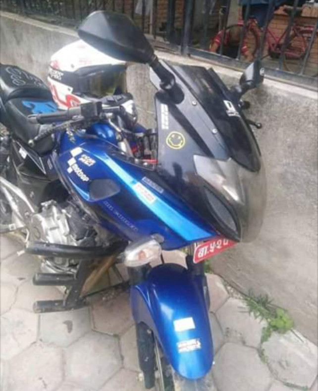 Pulsar 220 Bike Sale in Nepal