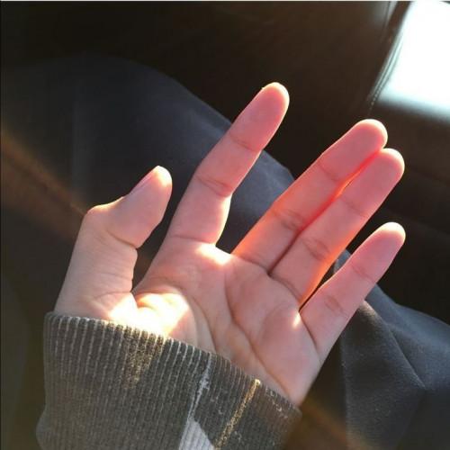 Sunshine on Hand