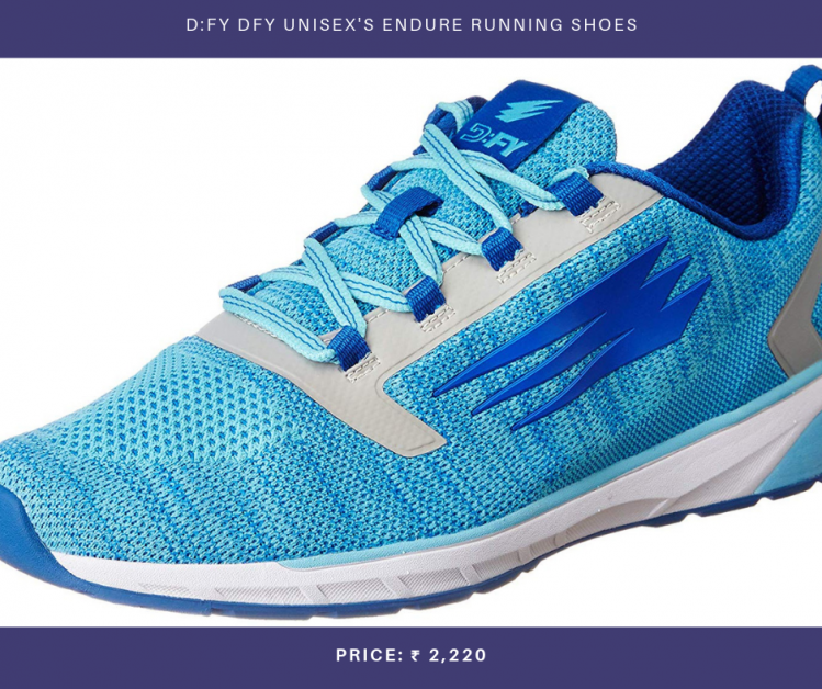 D:FY DFY Unisex's Endure Running Shoes