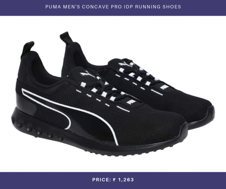 Puma Men's Concave Pro IDP Running Shoes